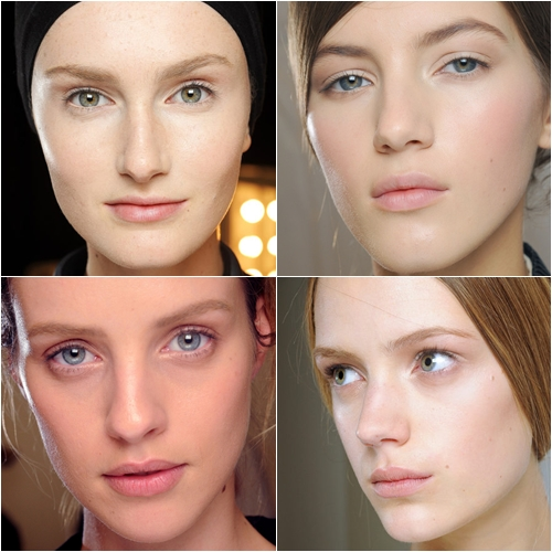 макияж весна лето 2013 фарфоровая кожа