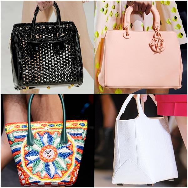 модные женские умки весна-лето 2013 - tote