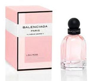 eau rose новый аромат от balenciaga