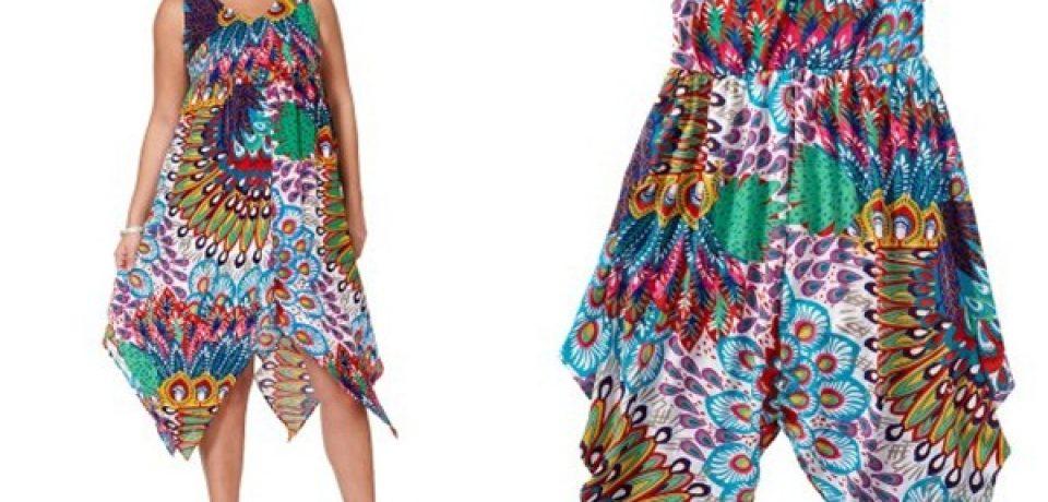 Купить летние платья и сарафаны для полных недорого – легко!