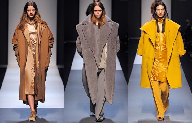 Коллекции осень-зима 2013-2014: Max Mara, пальто