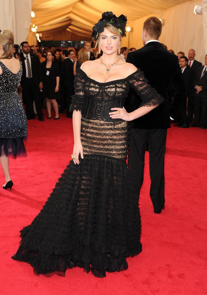 Кейт Аптон на Met Gala 2014