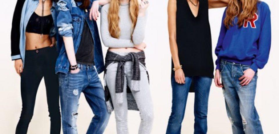 Молодежная одежда: интернет-магазины для стильных девушек и юношей