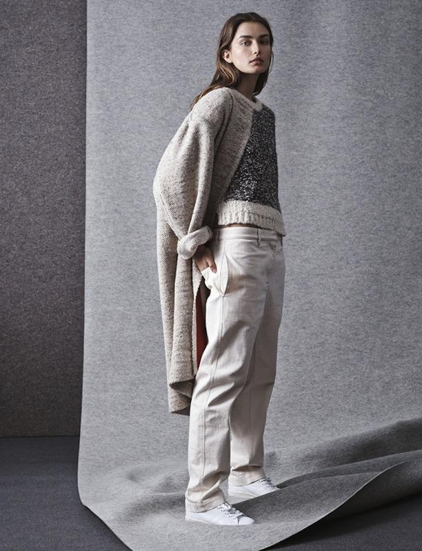 осенне-зимняя коллекция Isabel Marant Pre-Fall 2014-2015