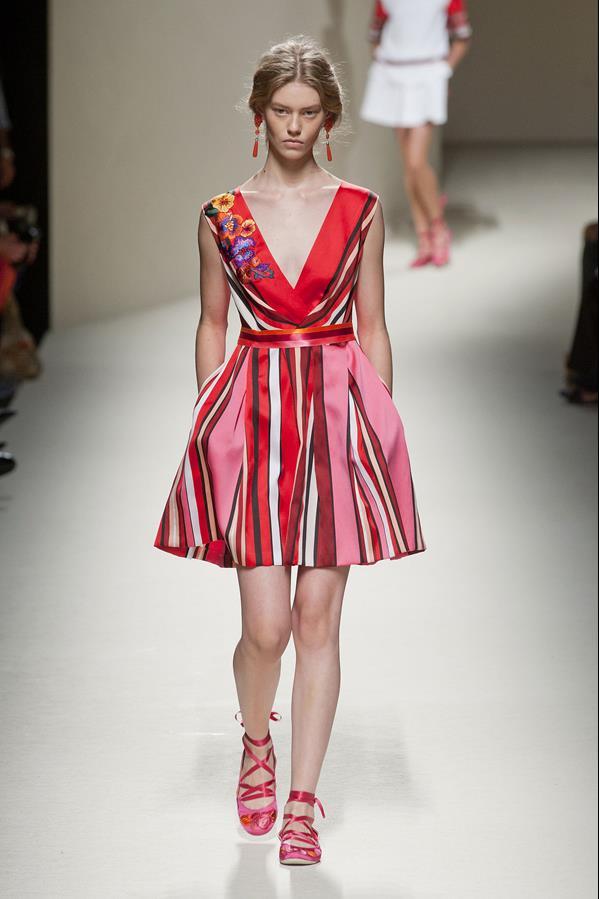 коллекция alberta ferretti весна-лето 2014 платья39