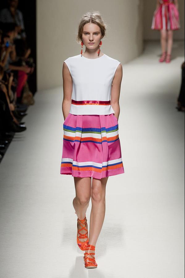 коллекция alberta ferretti весна-лето 2014 платья38