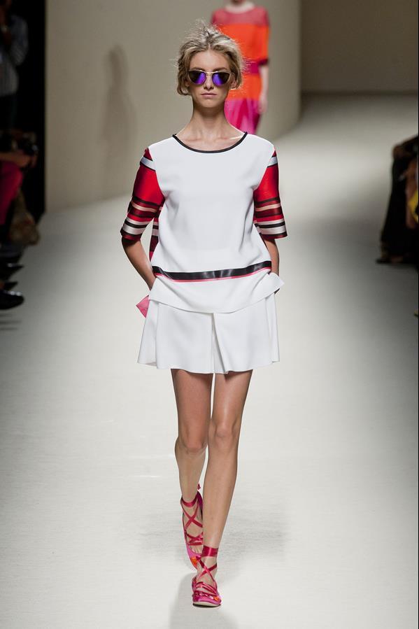 коллекция alberta ferretti весна-лето 2014 платья37