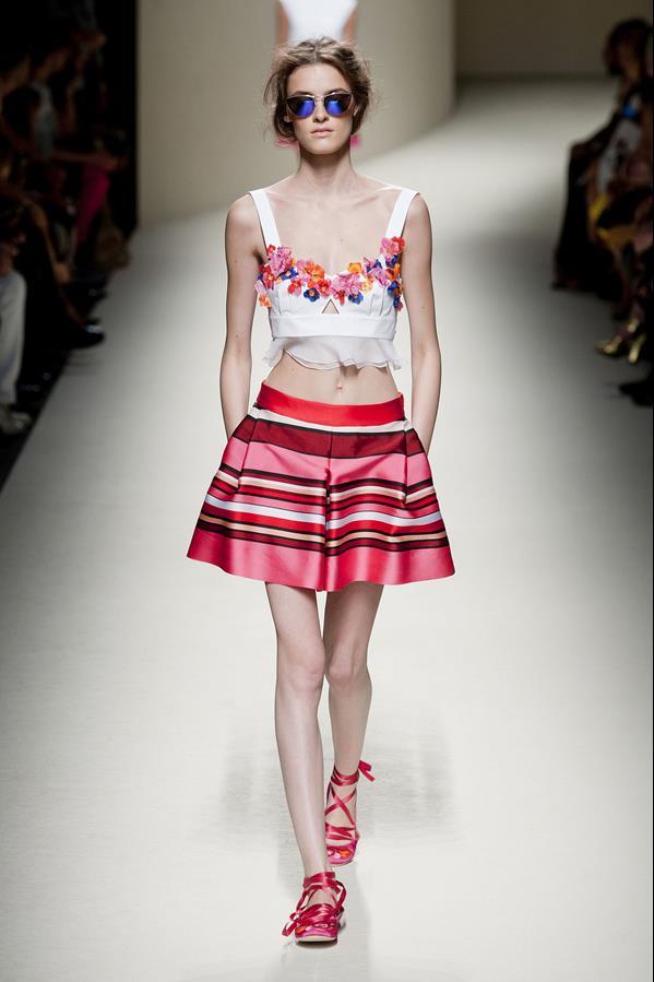 коллекция alberta ferretti весна-лето 2014 платья36