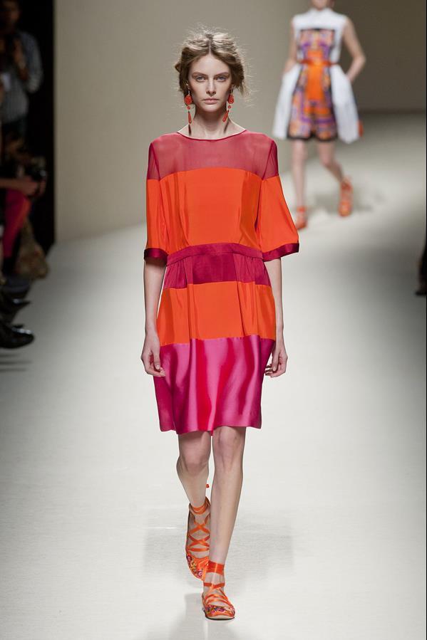 коллекция alberta ferretti весна-лето 2014 платья29