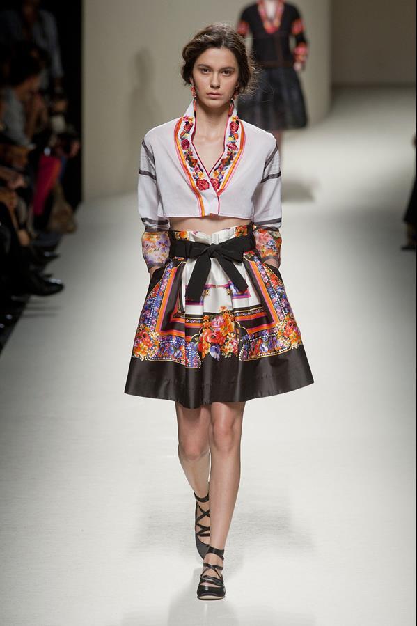 коллекция alberta ferretti весна-лето 2014 платья24