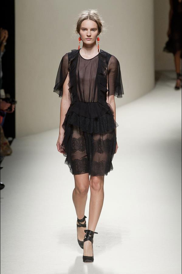 коллекция alberta ferretti весна-лето 2014 платья22