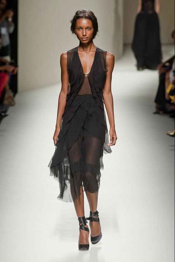 коллекция alberta ferretti весна-лето 2014 платья20