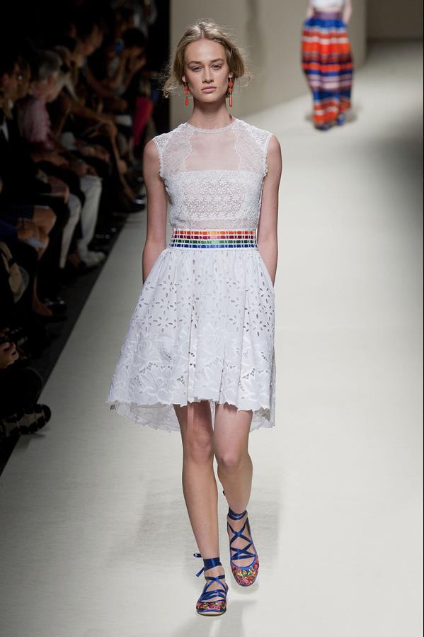 коллекция alberta ferretti весна-лето 2014 платья41