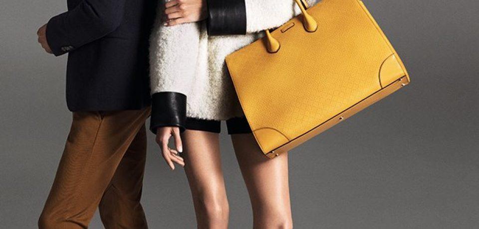 Коллекция Gucci Pre-Fall 2014: рекламная кампания с Аней Рубик