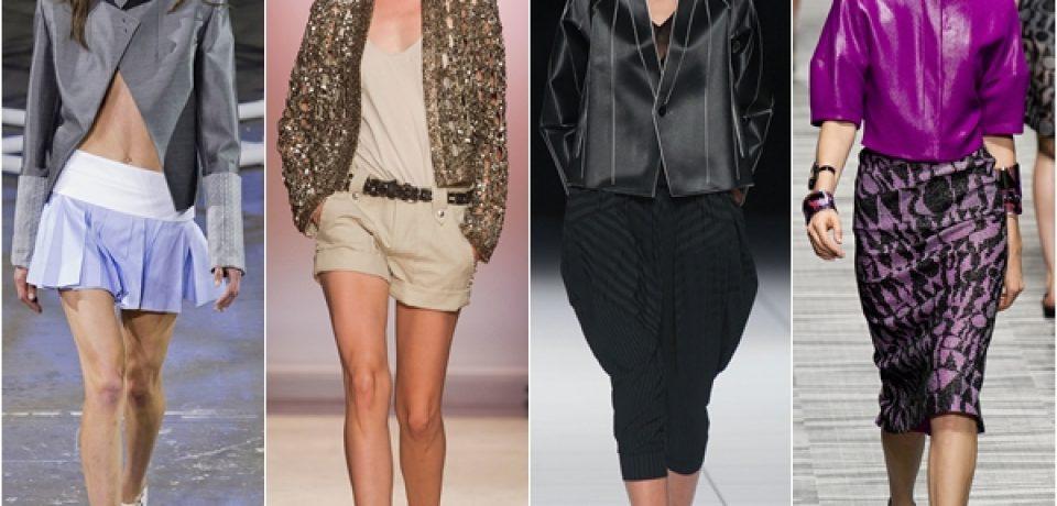 Женские жакеты, пиджаки, блейзеры весна-лето 2014: стильная деловитость