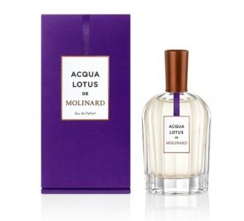 Acqua Lotus от Molinard свежие ароматы 2014