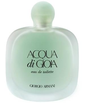 Acqua di Gioia Eau de Toilette свежие ароматы 2014