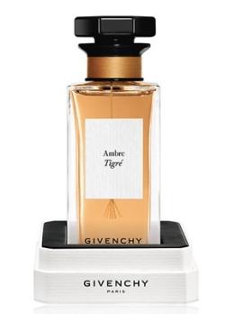 Ambre Tigre Givenchy восточные ароматы 2014