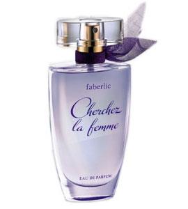 Cherchez La Femme Faberlic свежие ароматы 2014