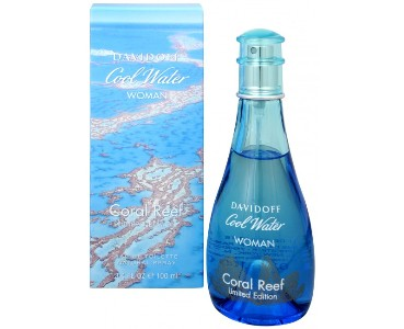 Davidoff Cool Water Woman Coral Reef Edition свежие ароматы 2014