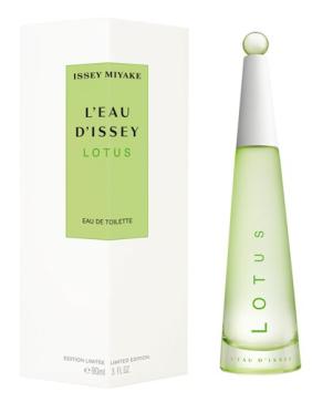 L'Eau d'Issey Lotus свежие ароматы 2014