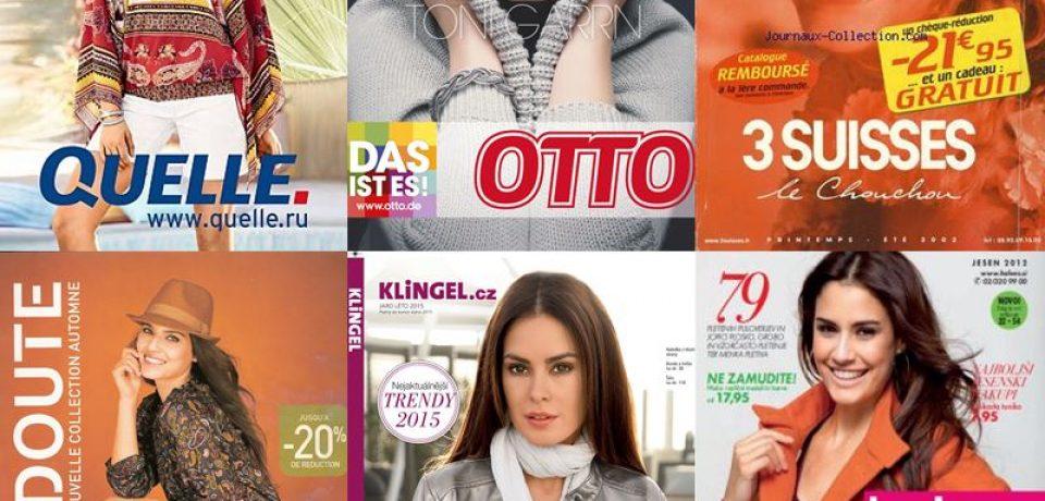 Каталоги одежды из Европы онлайн: список интернет-магазинов