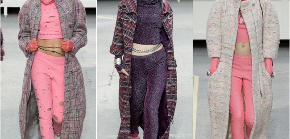 Chanel осень-зима 2014-2015