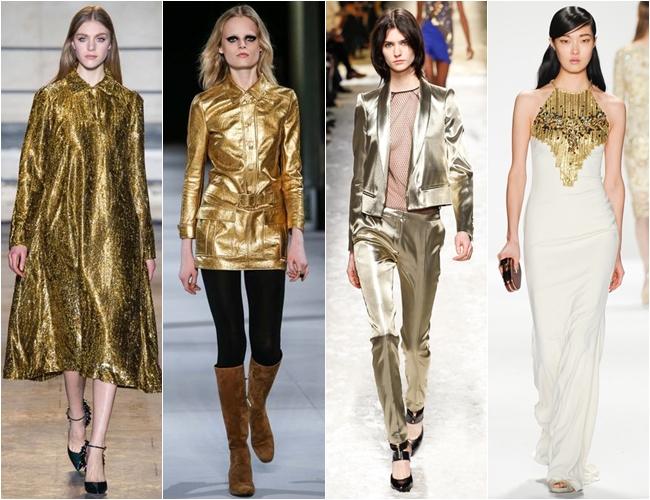 золотые ткани осень-зима 2014-2015