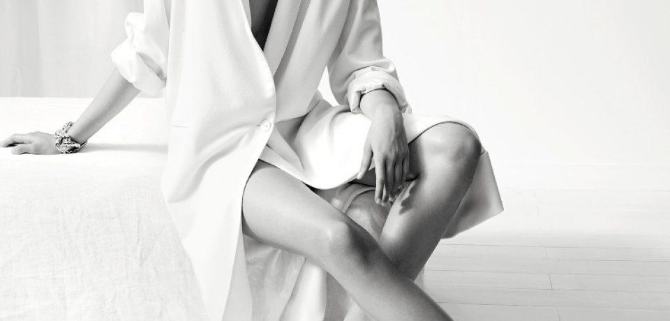 Андреа Диакону в рекламной кампании Giuseppe Zanotti осень-зима 2014-2015