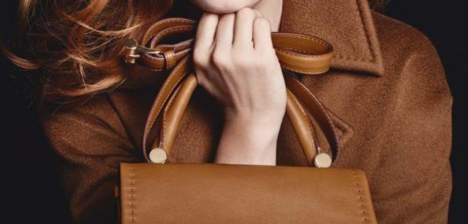 Эми Адамс в рекламной кампании аксессуаров Max Mara осень-зима 2014-2015