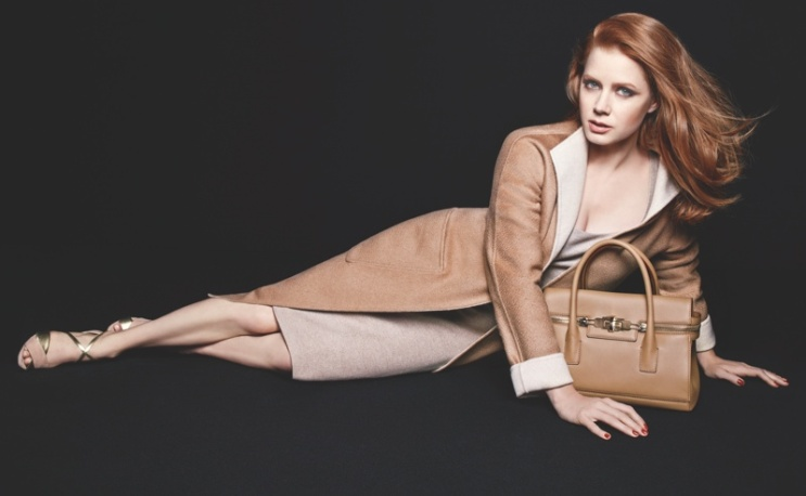реклама сумки max mara 2014-2015