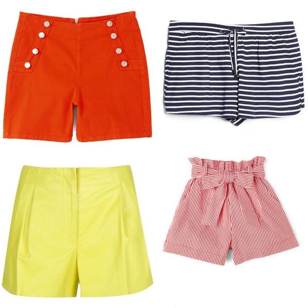 летние шорты в интернет-магазине