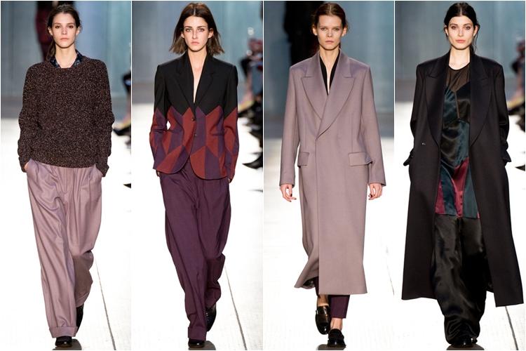 пальто и костюмы коллекция paul smith осень-зима 2014-2015