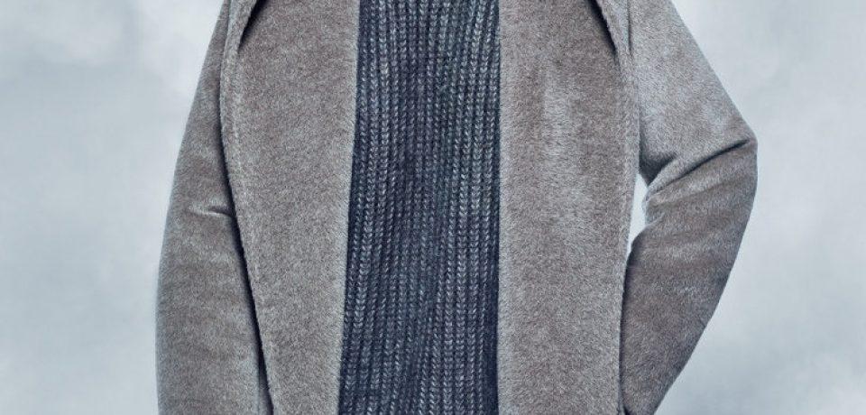 Рекламная кампания Max Mara осень-зима 2014-2015 с Кэролин Мерфи