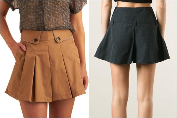 юбка шорты в интернет-магазине