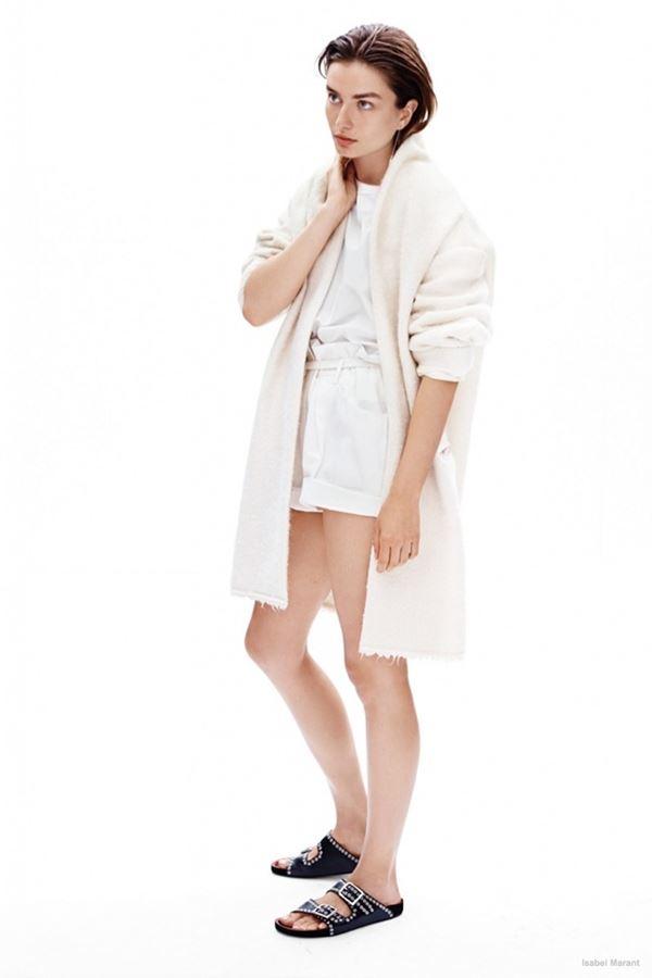светлое летнее пальто isabel marant resort 2015 (1)