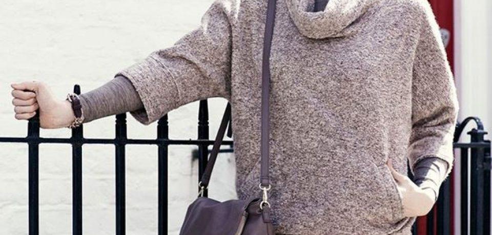 Модная осенняя одежда для полных в каталоге Mango Violetа осень-зима 2014-2015