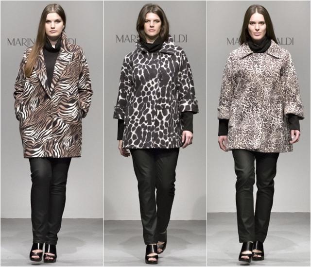 куртки Marina Rinaldi осень-зима 2014-2015