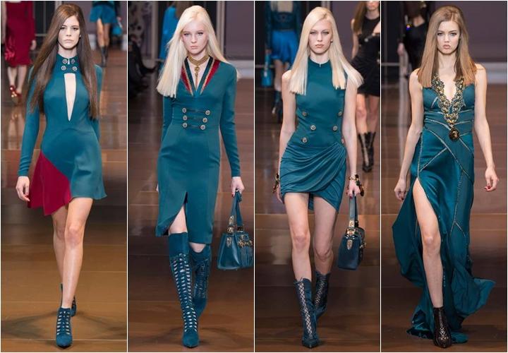 Коллекции платьев осень-зима 2014-2015 | BONAMODA