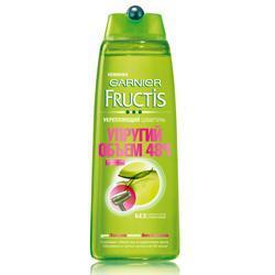 Шампунь «Упругий объем» (Garnier Fructis)