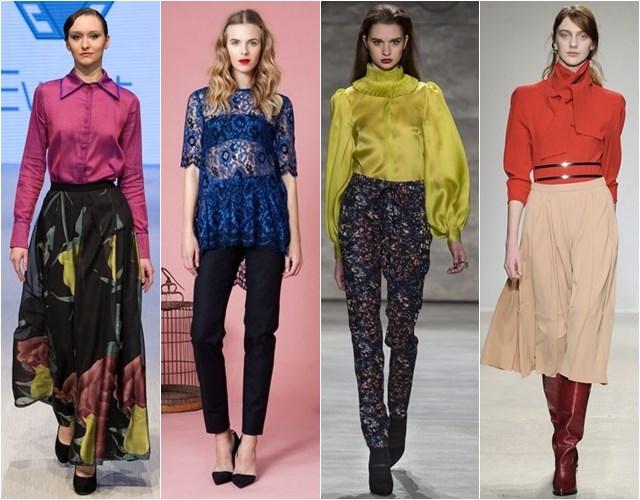 Модные Блузки В 2014 Году В Красноярске