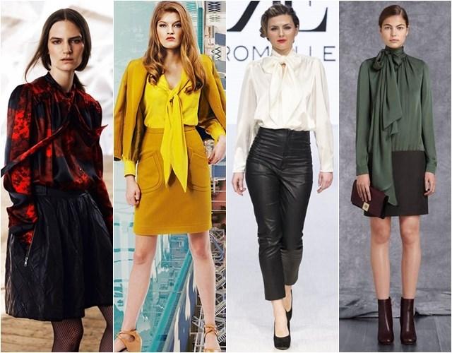 блузки и рубашки осень-зима 2014-2015 (16)