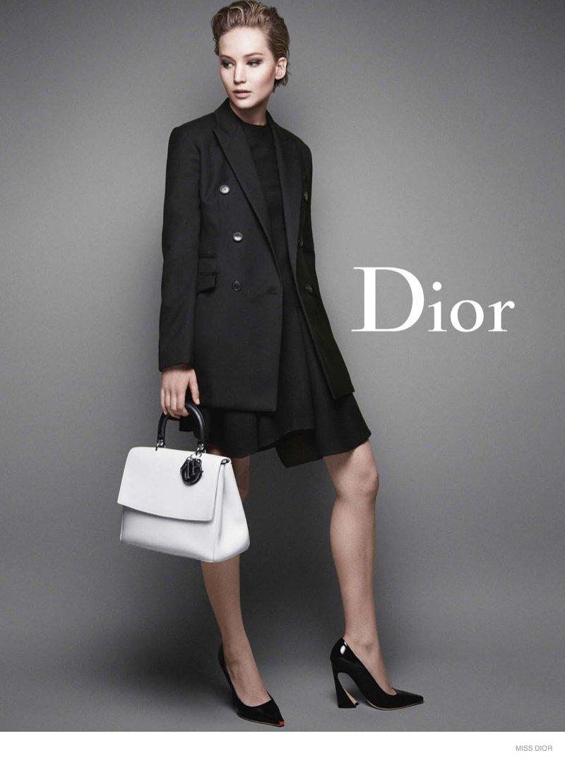 дженнифер лоуренс в рекламе miss dior 2014 (2)