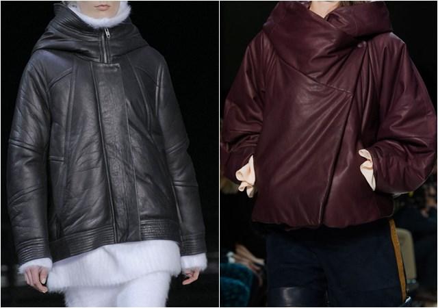 женские куртки пуховики осень-зима 2014-2015