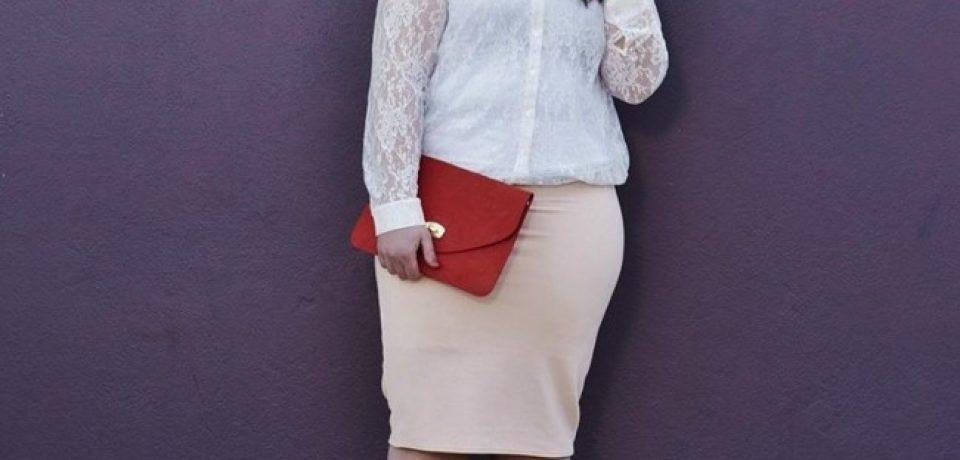 Plus size-блогер из Австралии Эшли Роуз