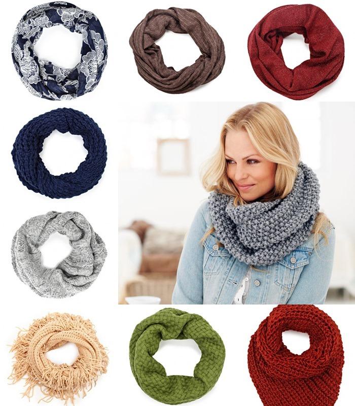 купить шарф снуд