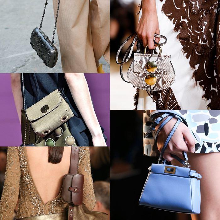 Модные женские маленькие сумки весна-лето 2015
