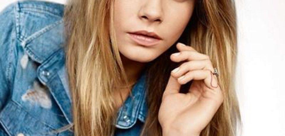 Кара Делевинь в рекламной кампании Topshop весна-лето 2015