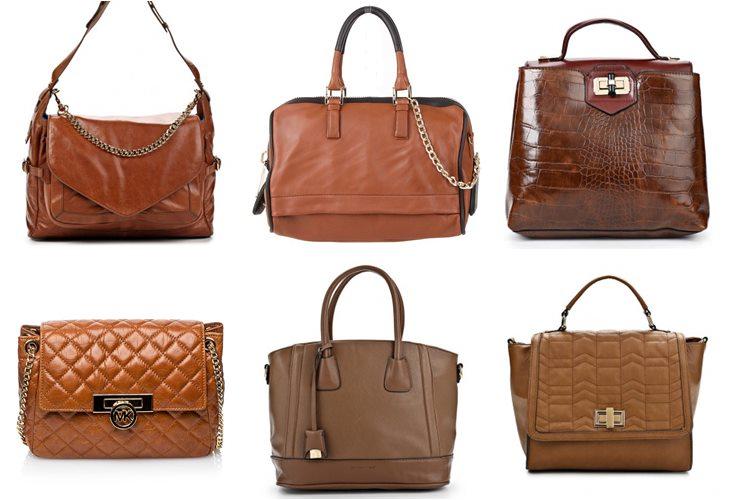 коричневые сумки_интернет-магазин