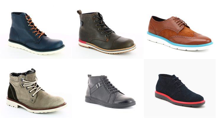 купить мужские ботинки в интернет магазинах